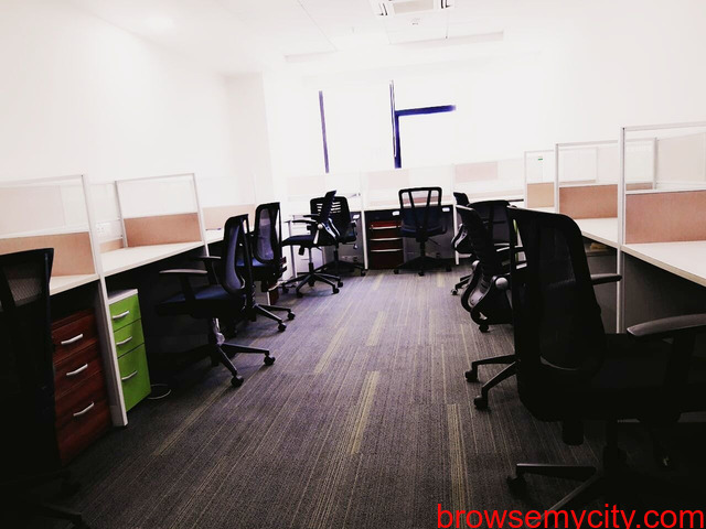Plug and Play office Space for Rent - 4/6