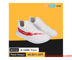 Footwear manufacturer for Bulk wholesale footwears on Beldara.com