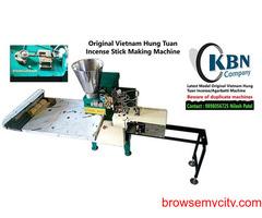 Original HUNG TUAN VIETNAM Incense/Agarbatti Making Machine.