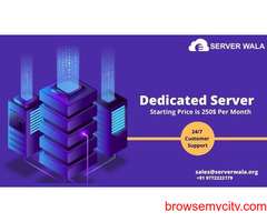 Get Outstanding Services With Dedicated Server Ashburn - Serverwala