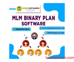 Binary MLM Plan Provider in India at low cost in Mumbai