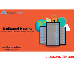 Order Now Reliable Dedicated Server in Calgary with Advance Features