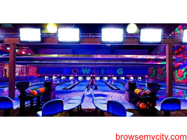 Bowling Center in India - 1/1