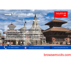 Mumbai to nepal trour Packages, Nepal tour Pacakge from Mumbai