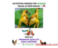 Epicure Meats | Premium Quality Desi Chicken | Epicure Hyderabad