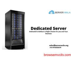 Get Complete Control With Dedicated Server Ashburn - Serverwala
