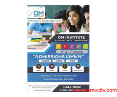 Om Institute, ICSE, CBSE, GSEB, IB, IGCSE, Tution For Standard Iv- Xii
