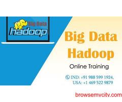 Big Data Online Training|Big Data Hadoop Training