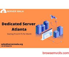 Book Now Total Secure Dedicated Server in Atlanta - Serverwala
