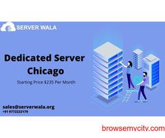 Buy Now Full Secure Dedicated Server in Chicago - Serverwala