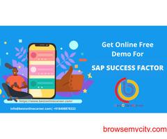 SAP Success Factor Online Training Demo | SAP Success Factor Training Video | SAP Success Factor