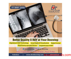 Best X-Ray in Home Service Ahmedabad Gujarat