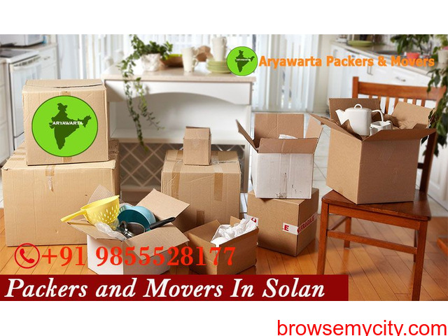 Packers and Movers in Solan9855528177 - 1/1