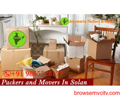 Packers and Movers in Solan9855528177