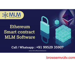Ethereum Smart Contract MLM Software-MLM software chennai