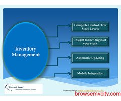 Sales Invoicing | Timeline ERP India Pvt. Ltd | Inventory System Management