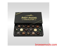 Increase Your Business Using Brown Chocolate Overlapping Lid Box: