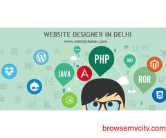 Business are looking best Website Designer in Delhi in 2020