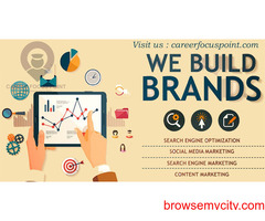 Top Digital Marketing Services in Delhi | Career Focus Point