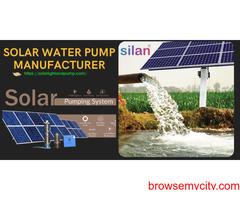 Solar Water Pump Manufacturer