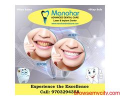 manohar milk teeth extraction doctor in vizag