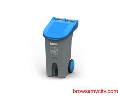 Wheel Waste Bin Manufacturer
