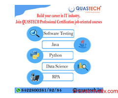 Online Software Testing, Java, Python Course in Thane, Borivali | QUASTECH