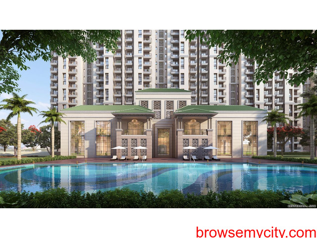 Book ATS Happy Trails Flats within your budget! Call 9711836846 - 2/3