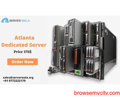 Get the Reliable Dedicated Server in Atlanta with Advanced Features