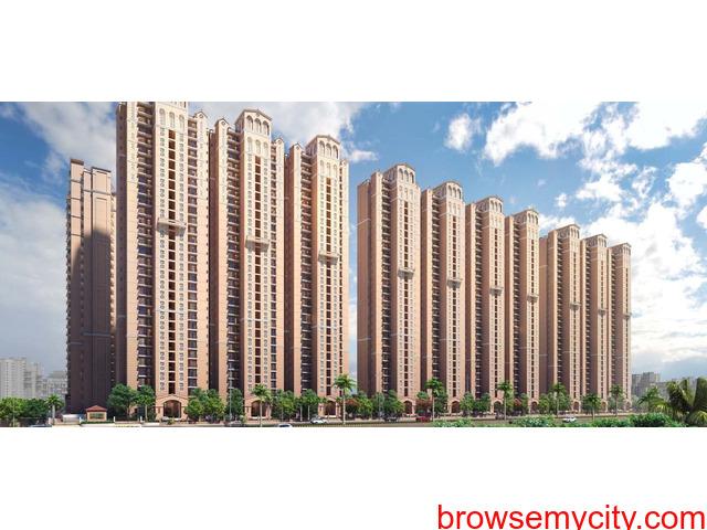 ATS Pious Hideaways 3 BHK Flats in Noida Expressway. 9711836846 - 1/3