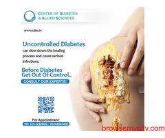 Diabetes Hospital - CDAS Hospital