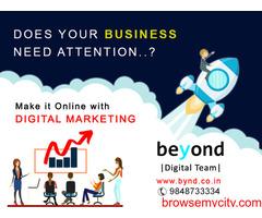 Beyond technologies Seo company in vizag
