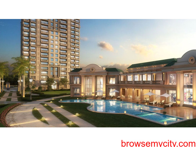 Buy ATS Rhapsody 3BHK flats in Noida Extension! 9711836846 - 2/4