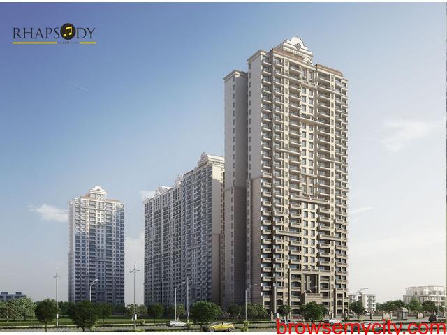Buy ATS Rhapsody 3BHK flats in Noida Extension! 9711836846 - 3/4