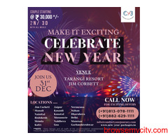 Tarangni Resort New Year Packages | New Year Packages near Delhi