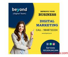 Beyond technologies Digital marketing company in india