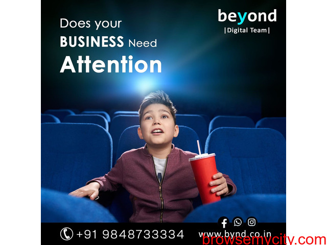 Beyond Technologies |SEO services in Visakhapatnam - 1/1