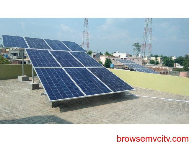 Best Solar Water Heater Trader and Supplier In Ludhiana, Punjab - 1/1