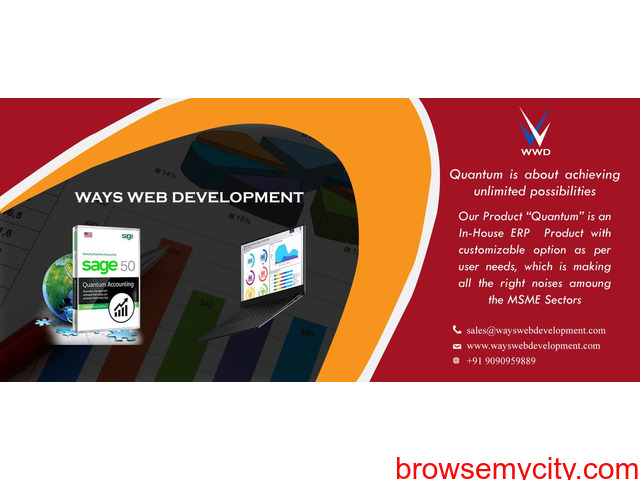 Web design, Web developer and App design – Ways Web Development (One Stop Solution) - 1/3
