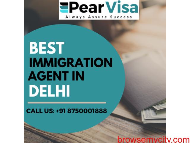 Best Immigration Agent in Delhi| Australian Immigration Consultants | Pearvisa - 1/1