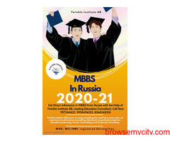 MBBS in Russia 2020-21 Twinkle InstituteAB