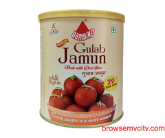 Buy Ready to Eat Gulab Jamun Online at the Best Price