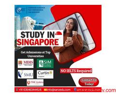 Singapore Education Consultants in Bangalore, Call: +91 6364634445