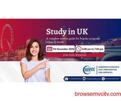 Education Consultants for UK in Bangalore, Call: +91 6364634445
