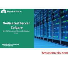 Book Now Cost-Effective Dedicated Server in Calgary at Serverwala