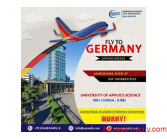 German Education Consultants in Bangalore, Call: +91 6364634445