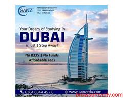 Study Abroad Consultants for Dubai in Bangalore, Call: +91 6364634445
