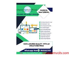 Web Designing Companies in Bangalore