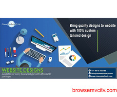 Best Website Designer in Bangalore