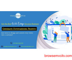 Creative Web Design in Bangalore
